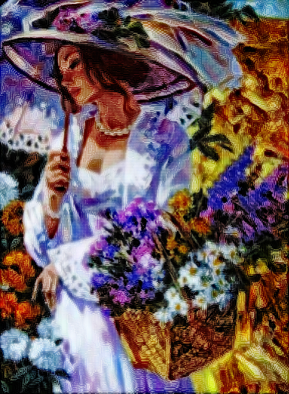 woman with flowers-wireframemaplyle-3,40,1,0-hard light.jpg