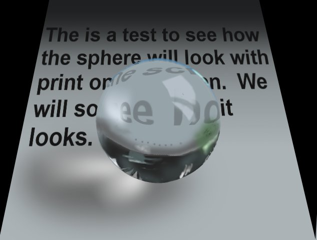 Glass Sphere On Paper With Text.jpg